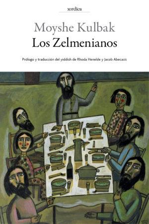 """Portada libro: """"Los Zelmenianos"""""""