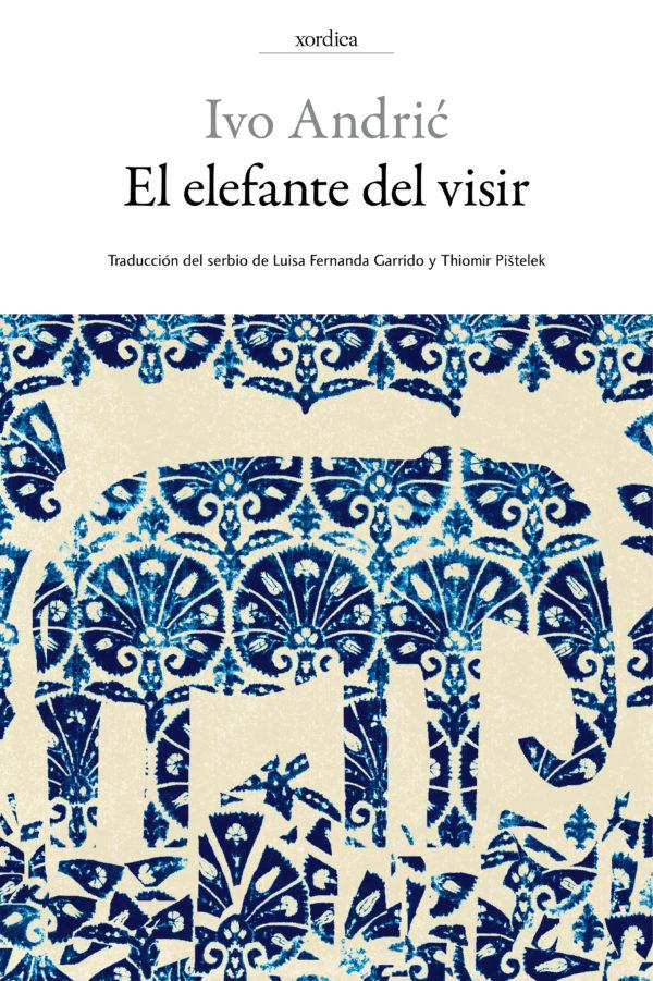 """Portada libro: """"El elefante del visir"""""""