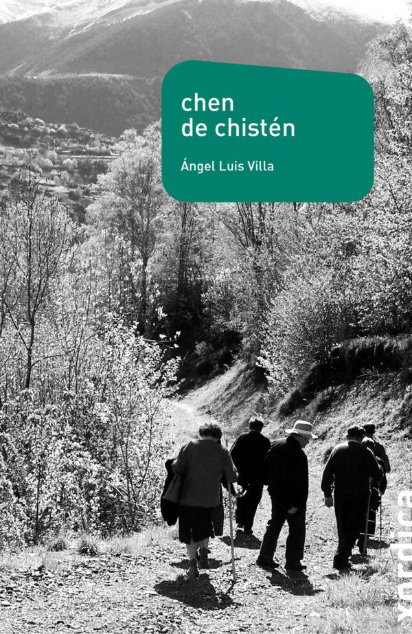 """Portada libro: """"Chen de Chistén"""""""