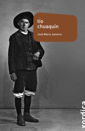 """Portada libro: """"Tío Chuaquín"""""""