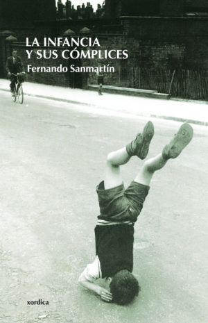 """Portada libro: """"La infancia y sus cómplices"""""""
