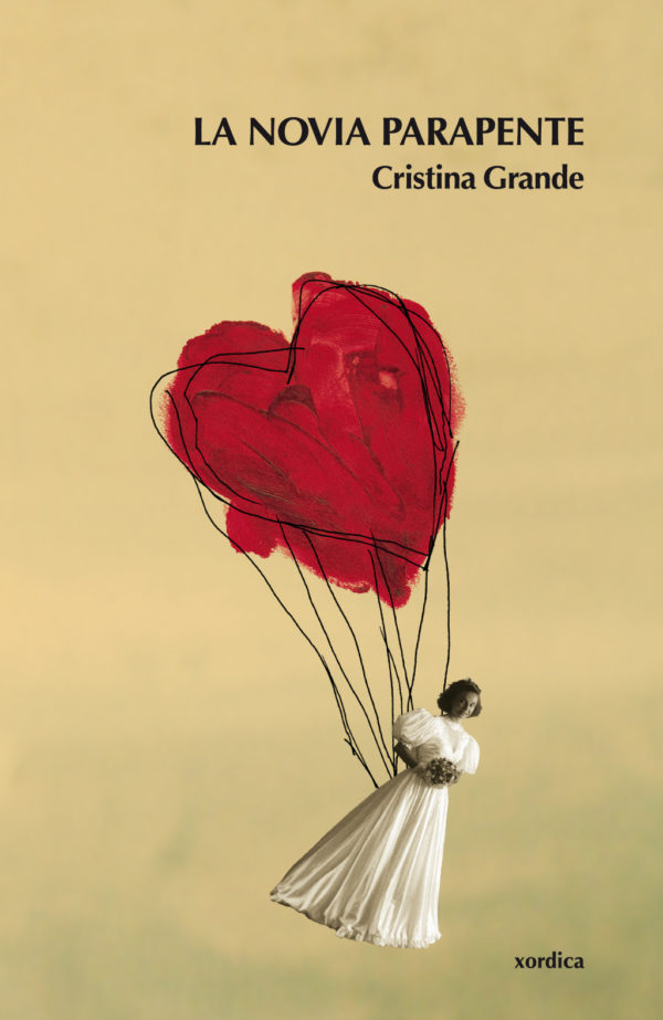 "Portada libro: ""La novia parapente"""