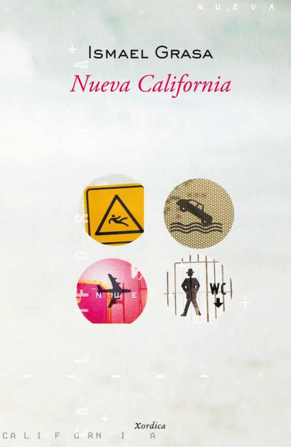 """Portada libro: """"Nueva California"""""""