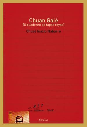 """Portada libro: """"Chuan Galé"""""""