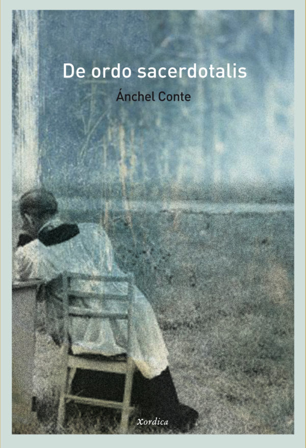 """Portada libro: """"De ordo sacerdotalis"""""""