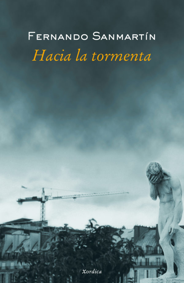 "Portada libro: ""Hacia la tormenta"""