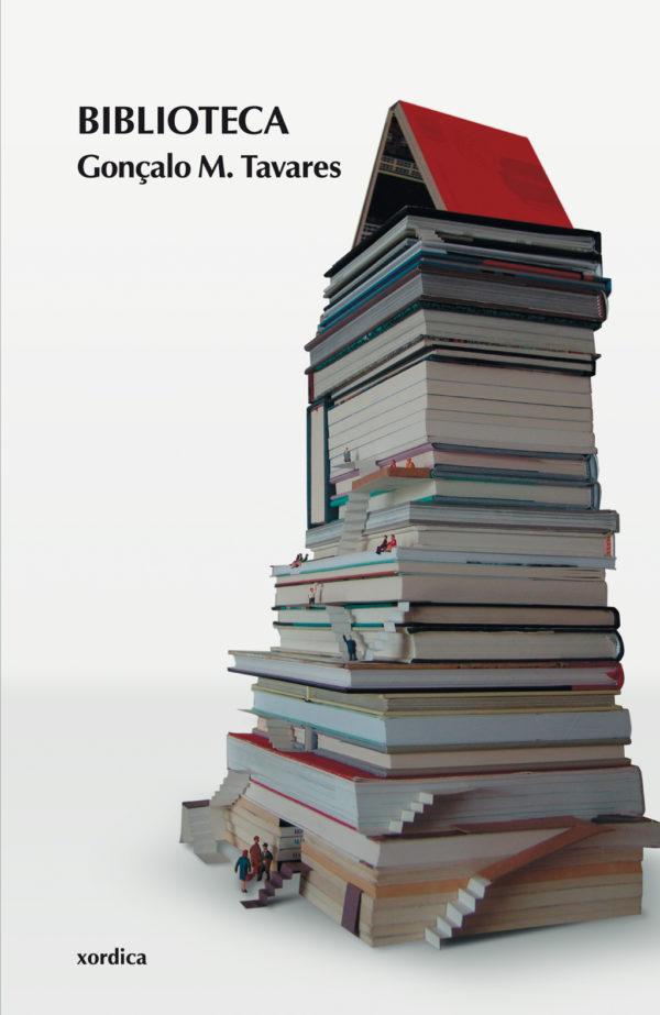 "Portada libro: ""Biblioteca"""