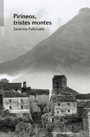 """Portada libro: """"Pirineos, tristes montes"""""""