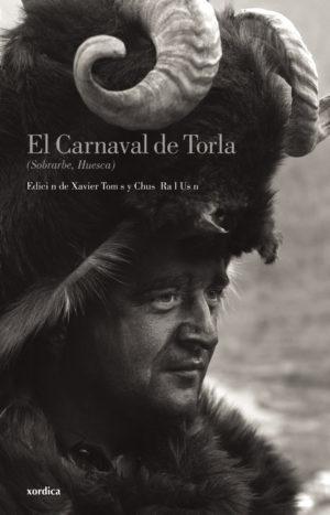 """Portada libro: """"El Carnaval de Torla"""""""