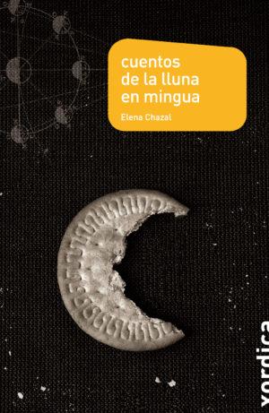 """Portada libro: """"Cuentos de la lluna en mingua"""""""
