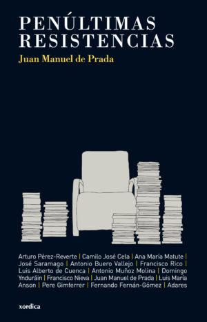 """Portada libro: """"Penúltimas resistencias"""""""