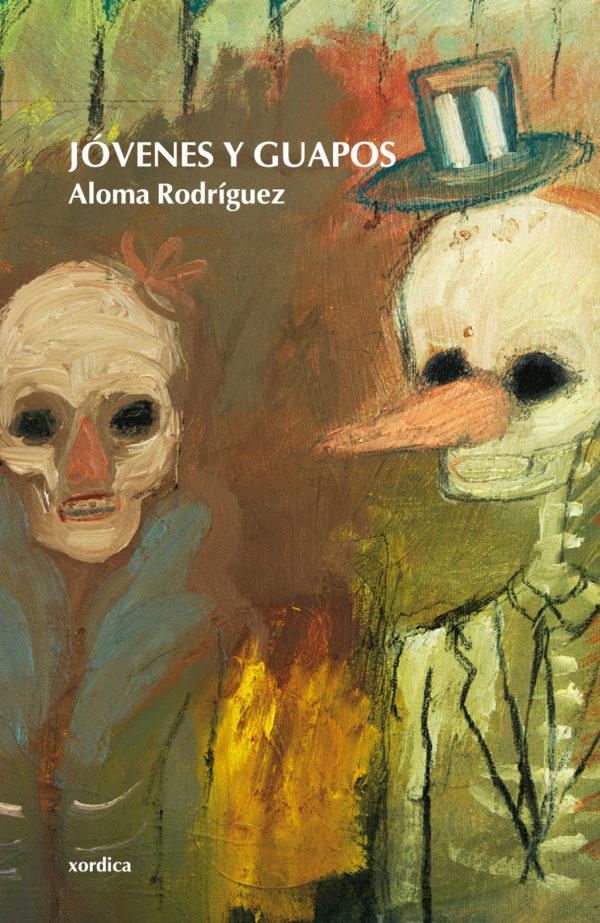 """Portada libro: """"Jóvenes y guapos"""""""