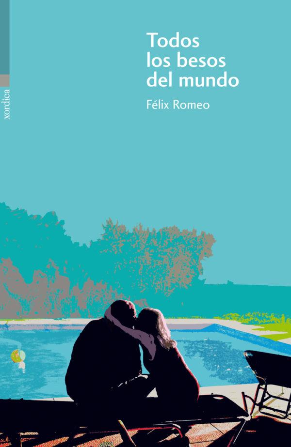 """Portada libro: """"Todos los besos del mundo"""""""