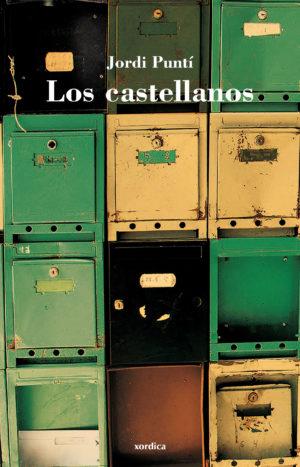 """Portada libro: """"Los castellanos"""""""