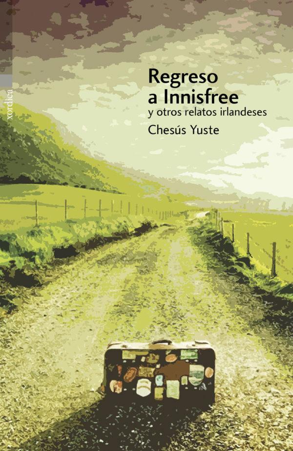 """Portada libro: """"Regreso a Innisfree y otros relatos irlandeses"""""""
